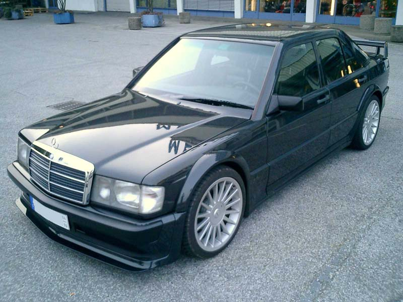 190e evo i body kit mercedes benz forum for Mercedes benz forum